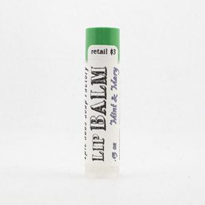 Mint & Mary Lip Balm